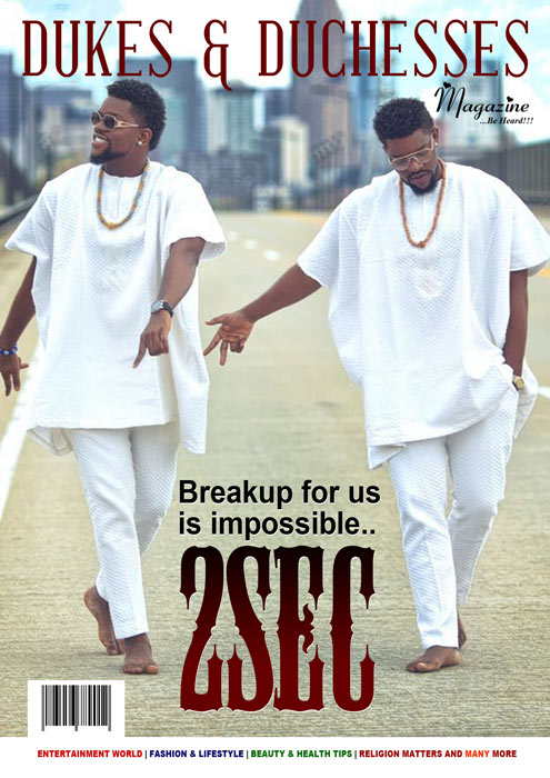 breakup for us is impossible… 2sec twins! But wait,did they mean unlike psquare? Find out yourself.
