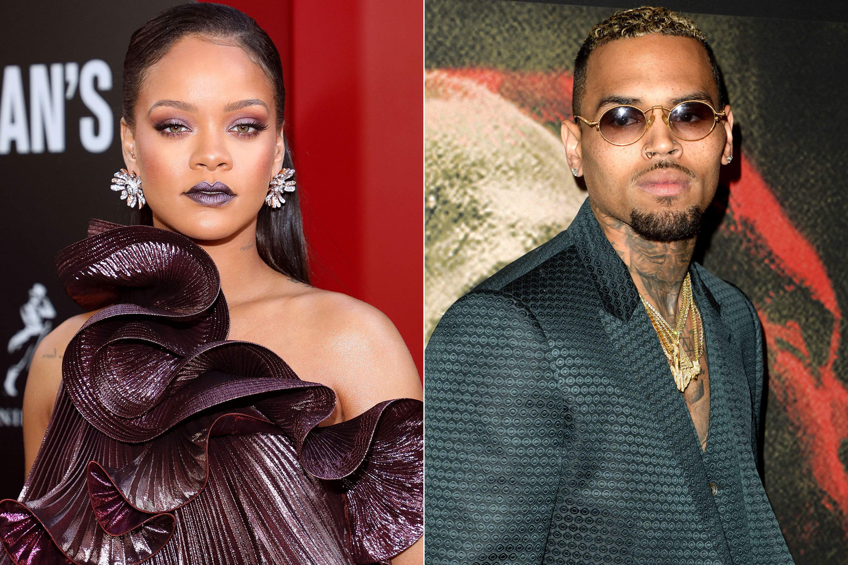 CHRIS BROWN STILL LOVES RIHANNA?