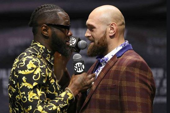 Deontay Wilder 'points win in Las Vegas impossible' Tyson Fury