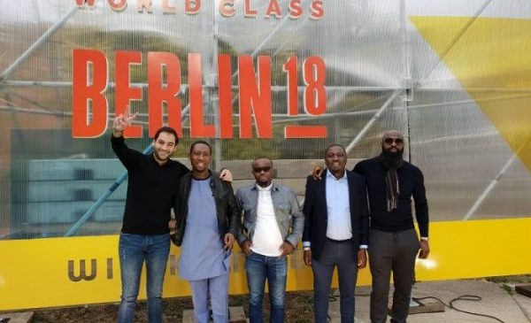 Kelvin Oduntan shakes up Nigerian Special at World Class Global Competition in Berlin